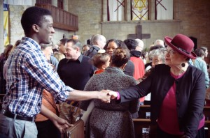 University Church is a multicultural intergenerational open and affirming church